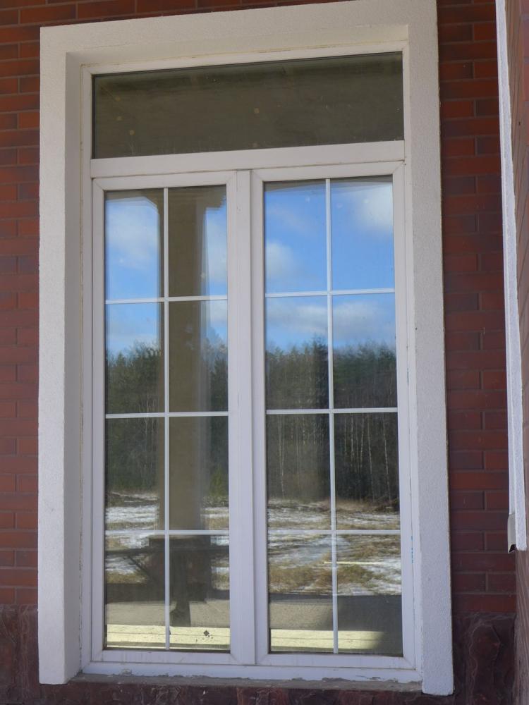 окна с перемычками фото выход обратиться богу